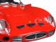 Ferrari 250 GTO Red 1/24 Diecast Model Car Bburago 26018
