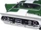 1970 Chevrolet Camaro Green Baldwin Motion Limited Edition to 1002pc 1/18 Diecast Model Car Autoworld AMM1079