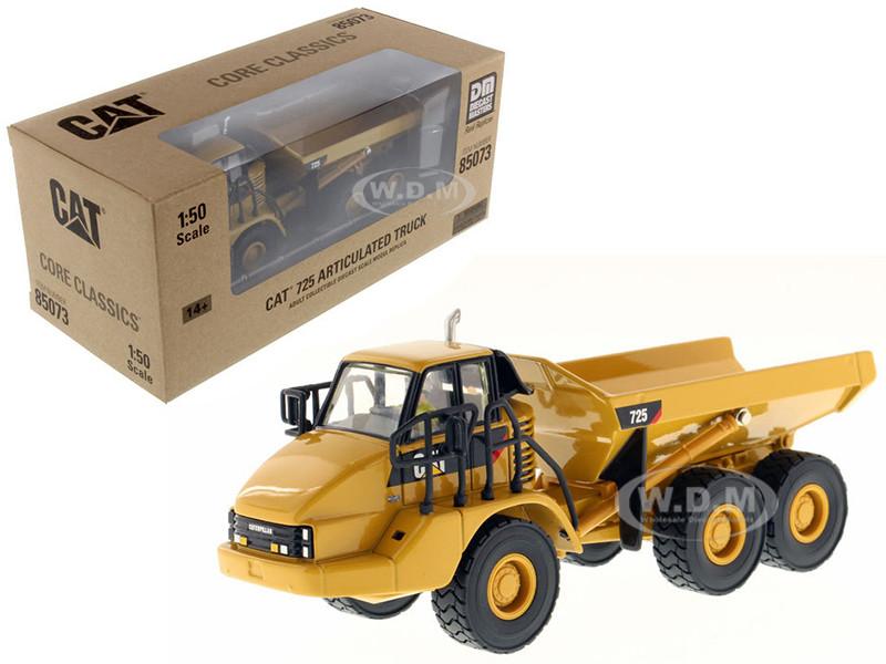 CAT Caterpillar 725 Articulated Truck 1/50 Diecast Model Diecast Masters 85073 C
