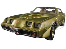 1979 Pontiac Firebird Trans Am Gold 1/18 Diecast Model Car Road Signature 92378