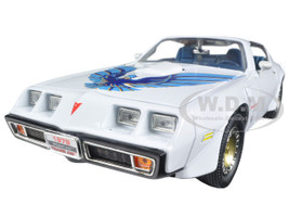 1979 Pontiac Firebird Trans Am White 1/18 Diecast Model Car Road Signature 92378