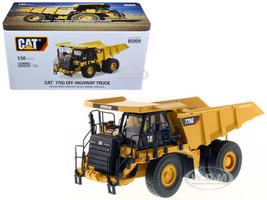 CAT Caterpillar 775G Off Highway Truck 1/50 Diecast Model by Diecast Masters 85909