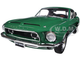 1968 Ford Shelby Mustang GT 350 WT Color Code 7081 Release #5 Limited Edition 1/18 Diecast Model Car Acme A1801809
