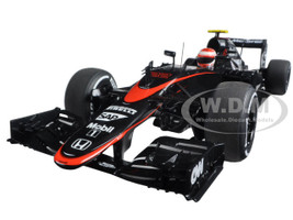 McLaren MP4-30 F1 2015 Barcelona/Spain J. Button #22 1/18 Model Car Autoart 18122