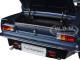 1985 Aston Martin V8 Vantage Chichester Blue 1/18 Diecast Model Car Autoart 70223