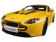 2015 Aston Martin V12 Vantage S Yellow Tang 1/18 Diecast Model Car Autoart 70252