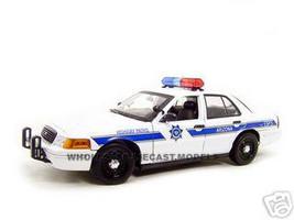 Ford Crown Victoria Arizona Highway Patrol Car 1/18 Diecast Model Car Motormax 73529