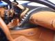 2016 Bugatti Chiron Blue 1/18 Diecast Model Car Bburago 11040