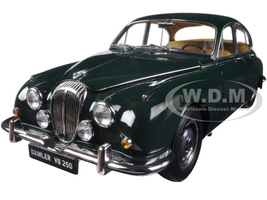 1967 Daimler V8-250 British Racing Green 1/18 Diecast Model Car Paragon 98314