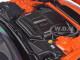 2015 Jaguar F-Type R Coupe Firesand Metallic Orange 1/18 Model Car Autoart 73653