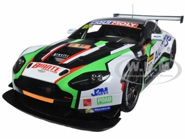 Aston Martin V12 Vantage Bathurst 12hour Endurance Race 2015 #97 A. Macdowall / D. O'Young / S. Mucke 1/18 Model Car Autoart 81506