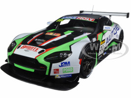 Aston Martin V12 Vantage Bathurst 12hour Endurance Race 2015 #99 JM. Merlin / J. Venter / F. Yu 1/18 Model Car Autoart 81507