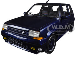 1989 Renault Supercinq GT Turbo Alain Oreille 1/18 Diecast Model Car Norev 185205