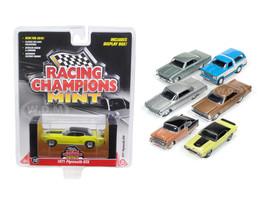 Mint Release 2 Set B Set of 6 cars 1/64 Diecast Model Cars Racing Champions RC002B