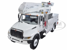 International Durastar Utility Bucket Truck 1/34 Diecast Model First Gear 10-3901
