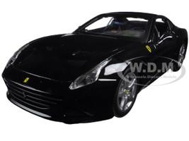 Ferrari California T Black Closed Top 1/24 Diecast Model Car Bburago 26002