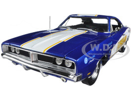 1969 Dodge Charger R/T Hawaiian Limited Edition 1002 pieces Worldwide 1/18 Diecast Model Car Autoworld AW231