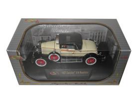 1927 Cadillac 314 Roadster Tan 1/32 Diecast Model Car Signature Models 32352