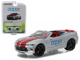 2016 Chevrolet Camaro SS Aapex Show Exclusive 1/64 Diecast Model Car Greenlight 51056