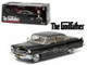 The Godfather 1955 Cadillac Fleetwood Series 60 Special Black (1972) Movie 1/43 Diecast Model Car Greenlight 86492