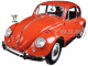 1967 Volkswagen Beetle Gremlins Movie (1984) with Gizmo Figure 1/18 Diecast Model Car Greenlight 12985