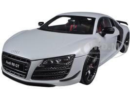 Audi R8 GT Suzuka Matt Grey 1/18 Diecast Model Car Kyosho 09218 SGR