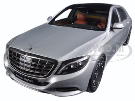 Mercedes Maybach S Class S600 Silver 1/18 Model Car Autoart 76292