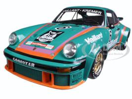 Porsche 934 Vailant Team Kremer Norisring DRM 1976 #6 Bob Wollek Winner 1/18 Diecast Model Car Minichamps 155766406