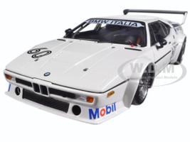 BMW M1 Italia Winner Pro Car Series Zolder 1979 #60 Elio De Angelis 1/18 Diecast Model Car Minichamps 180792961