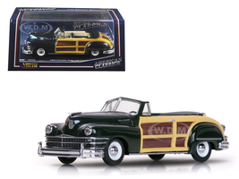1947 Chrysler Town and Country Meadow Green 1/43 Diecast Model Car Vitesse 36223