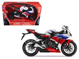 2016 Honda CBR100RR Motorcycle Model 1/12 New Ray 57793