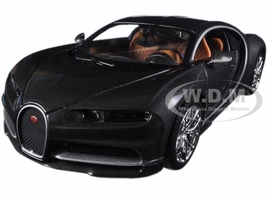 Bugatti Chiron Grey 1/24 Diecast Model Car Maisto 31514