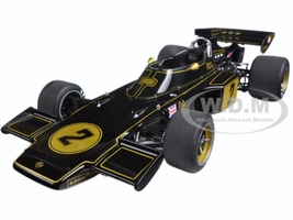 Lotus 72E 1973 Ronnie Peterson #2 1/18 Model Car Autoart 87329