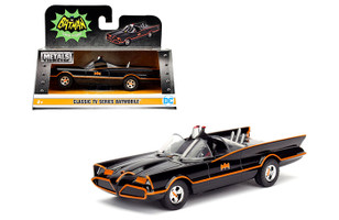 1966 TV Series Classic Batman Batmobile 1/32 Diecast Model Car Jada 98225