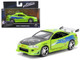 Brian's 1995 Mitsubishi Eclipse Green Fast & Furious Movie 1/32 Diecast Model Car Jada 97609