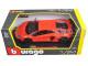 Lamborghini Aventador LP750-4 Red 1/24 Diecast Model Car Bburago 21079