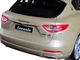 Maserati Levante Gold 1/24 Diecast Model Car Bburago 21081