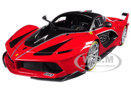 Ferrari FXX-K #88 Red Signature Series 1/18 Diecast Model Car Bburago 16907