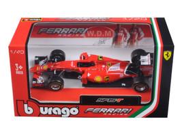 2015 Ferrari Racing Formula 1 SF15 F1 Kimi Raikkonen #7 1/43 Diecast Model Car Bburago 36802 KR