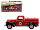 "1940 Ford Tanker ""Texaco"" Red 1/32 Diecast Model Car Beyond Infinity 0610"