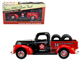 "1940 Ford Pickup Truck ""Texaco"" with tires 1/32 Diecast Model Car Beyond The Infinity 0612"