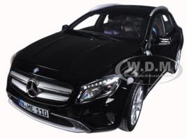 2014 Mercedes GLA Class Black 1/18 Diecast Model Car Norev 183450