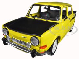 1976 Simca 1000 Rally 2 Maya Yellow 1/18 Diecast Model Car Norev 185708