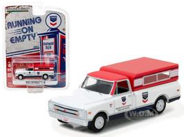 1968 Chevrolet C-10 Standard Oil Pickup Truck 1/64 Diecast Model Car Greenlight 41010