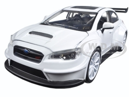 "Mr. Little Nobody's Subaru WRX STI Fast & Furious F8 ""The Fate of the Furious"" Movie 1/24 Diecast Model Car Jada 98296"
