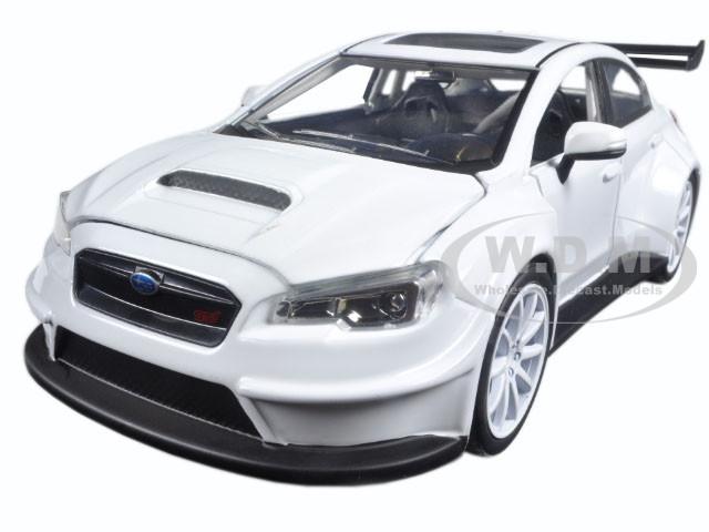 "Mr. Little Nobody's Subaru WRX STI Fast & Furious F8 ""The Fate of the Furious"" Movie 1/24 Diecast Model Car Jada 98296"