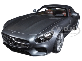 Mercedes AMG GT S Matt Grey 1/18 Model Car Autoart 76312