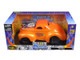 "1941 Willys Coupe Metallic Orange ""Muscle Machines"" 1/18 Diecast Model Car Maisto 32202"
