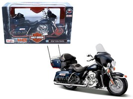 2013 Harley Davidson FLHTK Electra Glide  Limited  1/12 Motorcycle Model Maisto 32329