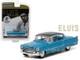 "1955 Cadillac Fleetwood Series 60 Special Elvis Presley ""Blue Cadillac"" (1935-1977) 1/64 Diecast Model Car Greenlight 44760 A"